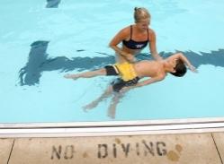 Swim lessons schenectady jewish community center for Williams indoor pool swim lessons