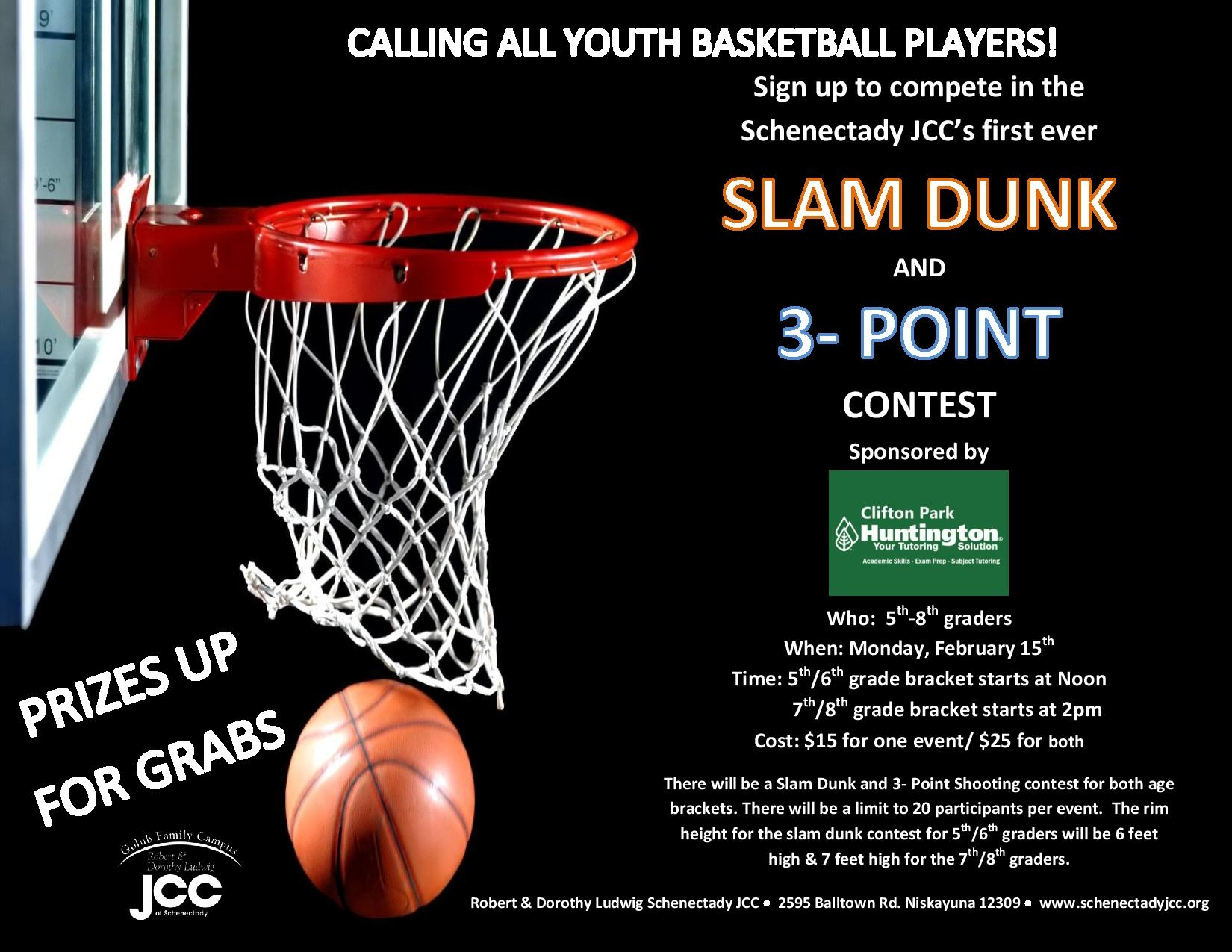 The Slam-dunk Giveaway Will Send One Lucky